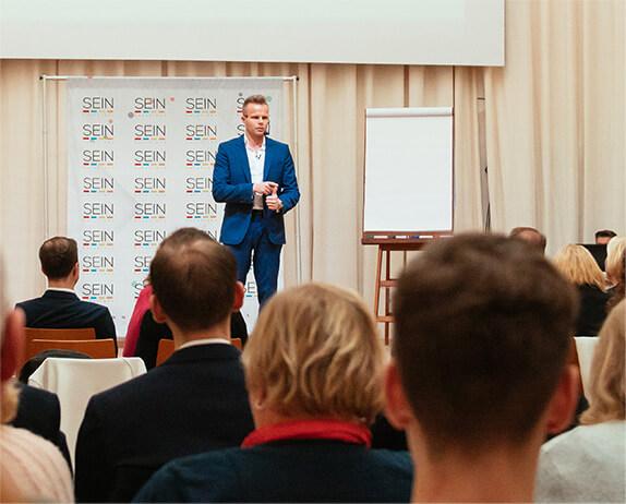 Gunnar Kessler im Coaching